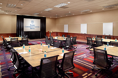 Emory Conference Center Meeting Rooms