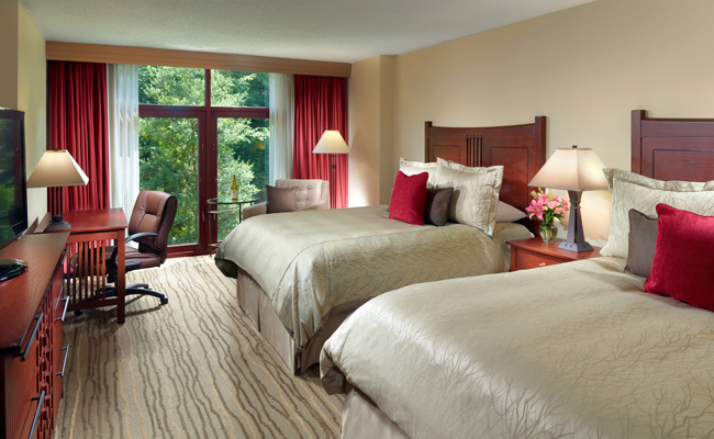Luxury Hotel Rooms And Suites In Atlanta